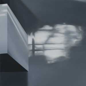 La vie cachée, 2015, huile sur toile, 183 x 153 cm
