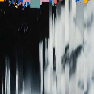 Stirrings, 2011, huile sur toile, 152 x 183 cm.