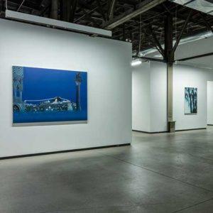 Caché, Galerie Division, Montréal, 2017