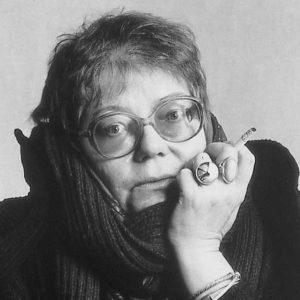 Francine Simonin, 1985, impression jet d'encre, 56 x 43 cm.