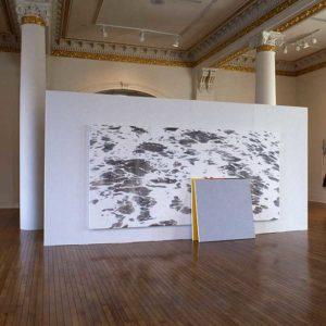 Entre noir et blanc, Musée des beaux-arts de Sherbrooke, 2001