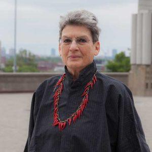 Phyllis Lambert, 2014, impression jet d'encre, 43 x 56 cm.